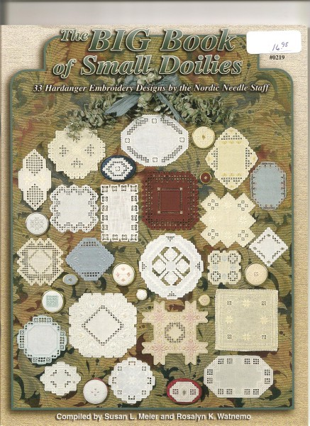 The Big Book of Small Doilies