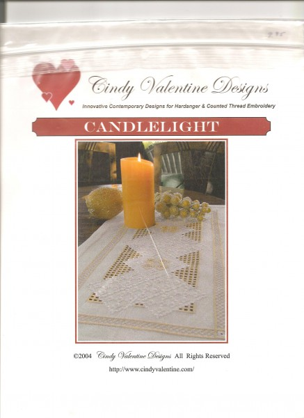 Candlelight Cindy Valentine Designs
