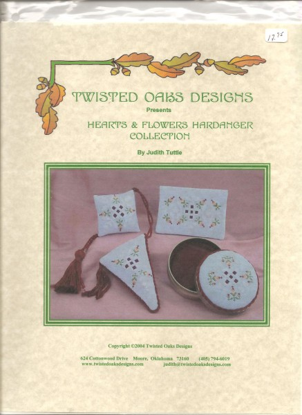 Hearts & Flowers Hardanger Collection