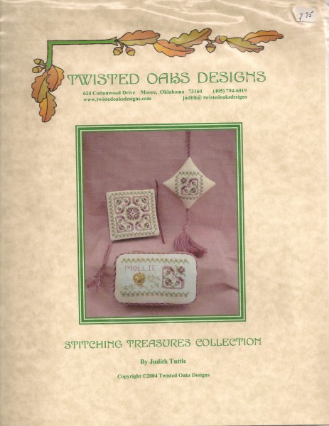 Stitches Treasures Collection