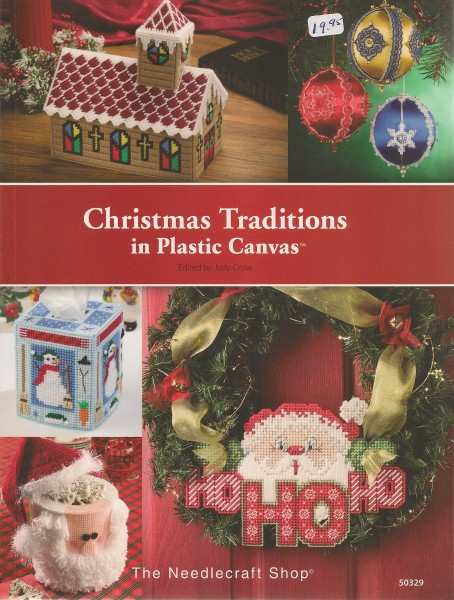 Christmas Traditions in Plastic Canvas