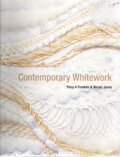 Contempory Whitework