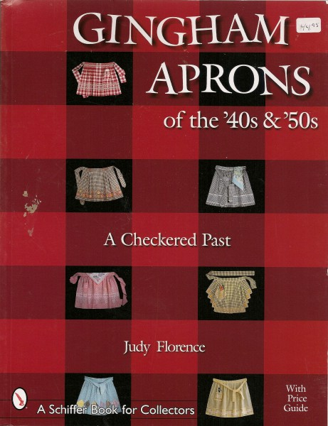 Gingham Aprons of the '40s &'50s