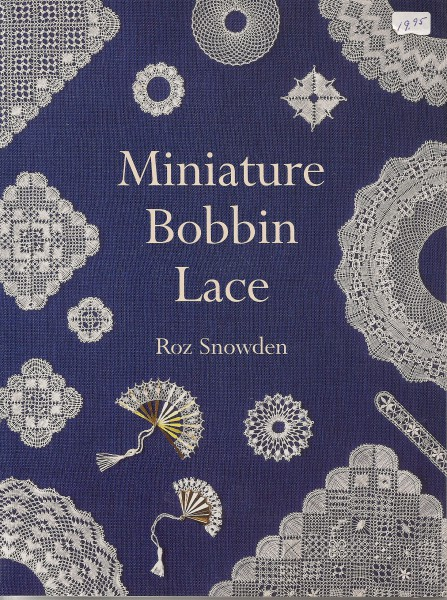 Miniature Bobbin Lace
