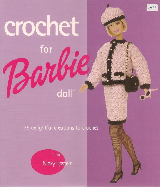 Crochet for Barbie Doll 75 delighful creations to crochet