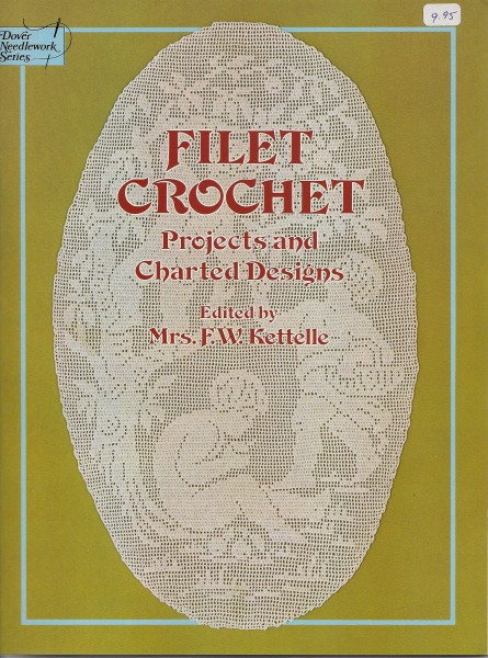 Filet Crochet Projects and Charted Designs