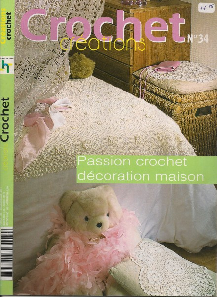 Passion crochet décoration maison