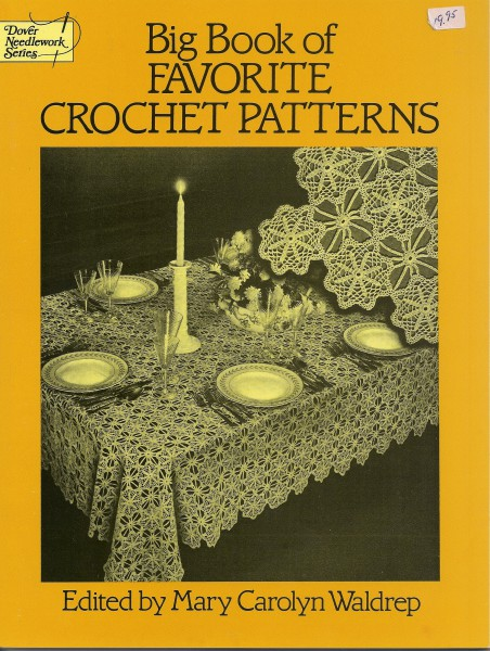 Big Books of Favorite Crochet Patterns