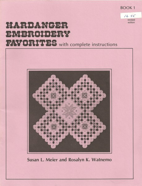 Hardanger Embroidery Favorites